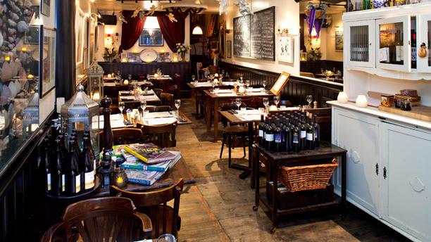 Eetcafé Il y a Restaurantzaal