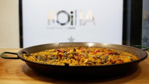 AlliOli Valencian Food Paella