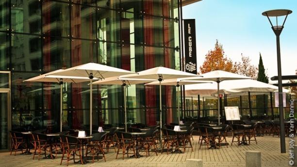 Le Cubeà Bois Colombes sur LaFourchette avis restaurant, menu, prix et réservation # Avis Bois Colombes