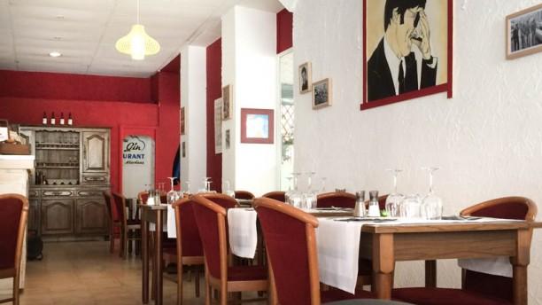 Le Spaggiari salle restaurant