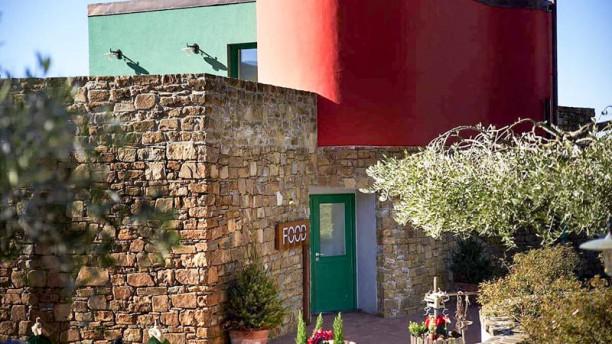 Borgo la Pietraia ingresso
