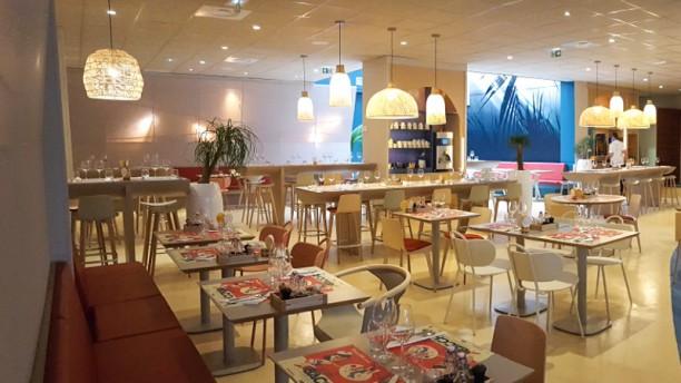 Les Aludes Salle du restaurant