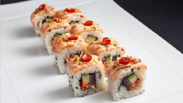 Sky Sushi Suggestion du chef