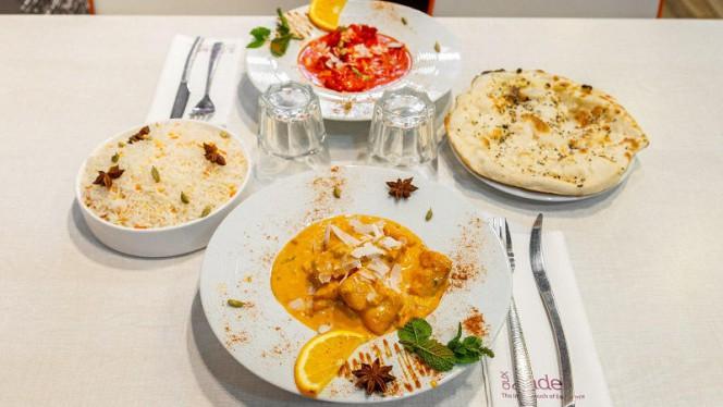 Aux Indes Express - Restaurant - Lille