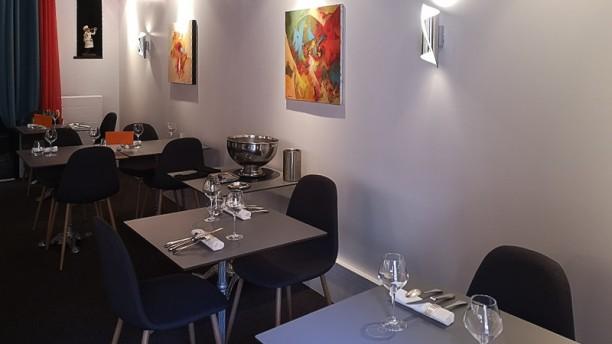 M by Mo Bachir Salle du restaurant