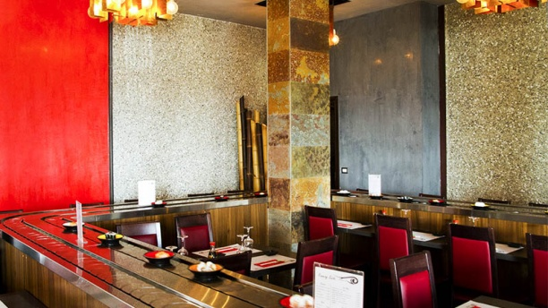 Sushi Ye La sala