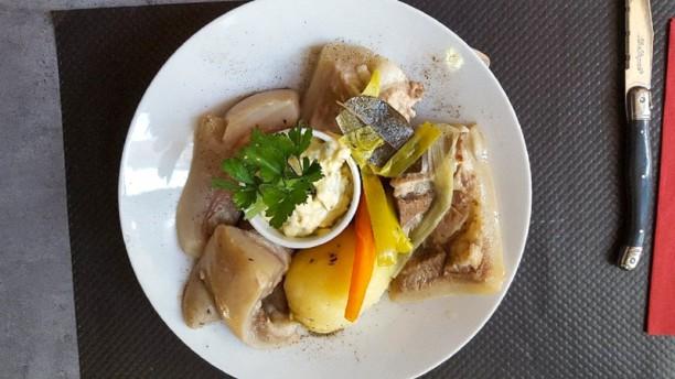 Aux Vieux Pavés Suggestion de plat