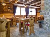 L'Aigle Carnotzet - Hôtel Nendaz 4 vallées