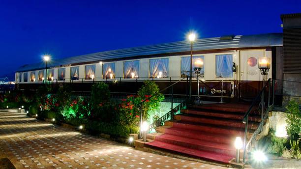 Al Andalus Expreso Vagon restaurante