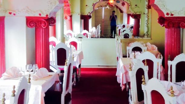 Palais du Kashmir Vue salle