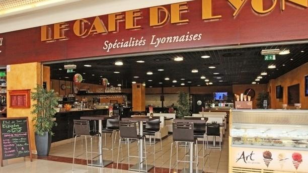 Café de Lyon Bienvenue au restaurant Café de Lyon