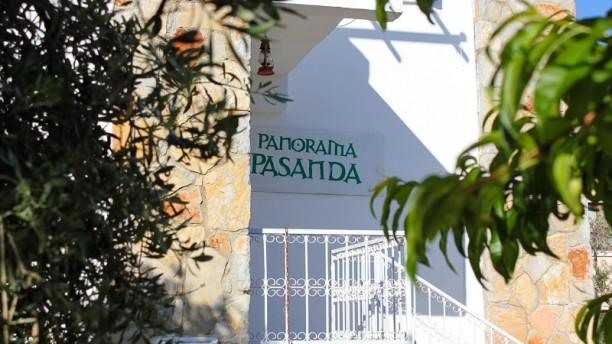 Panorama Pasanda Entrance
