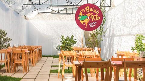 BaixóPito - Chicken House, Porto