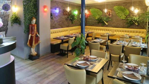 Jinchelin Salle du restaurant