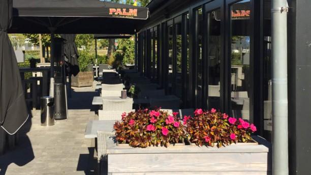 Grill Restaurant Passie Terras