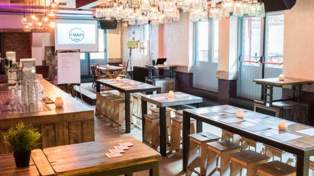 Cafe Bakker Achterzaal