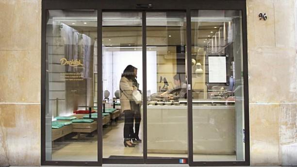 Restaurant dochilak batignolles paris 75017 ternes porte maillot batignolles place de - Porte de clichy restaurant ...