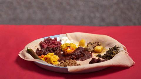 Enqutatash ristorante africano etiope, Roma