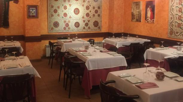 Restaurante omar en madrid cuzco chamart n men for Sala 091 madrid