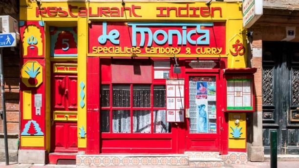 Le Monica Entrée