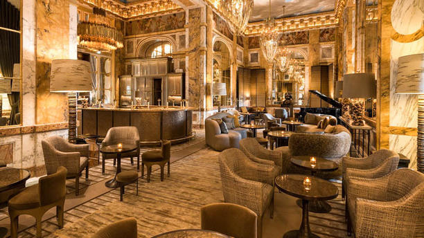 Bar les ambassadeurs in paris restaurant reviews menu for Restaurant cuisine du monde paris