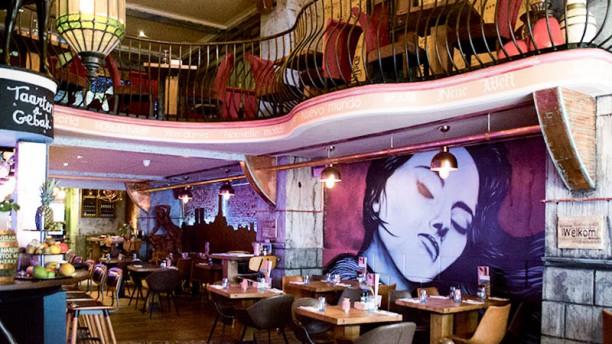 Nova Munde Het restaurant