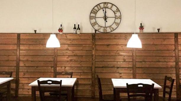 Mosfell Restaurant Interno