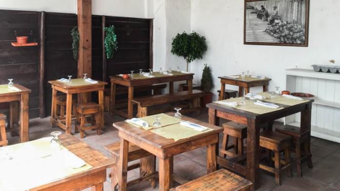 Taberna da Maré ristorante piatti tipici a Portimão in Portogallo