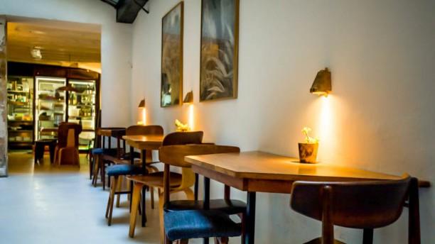 Café Ineko Vue de la salle