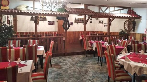 La Casona de Leganés Sala del restaurante