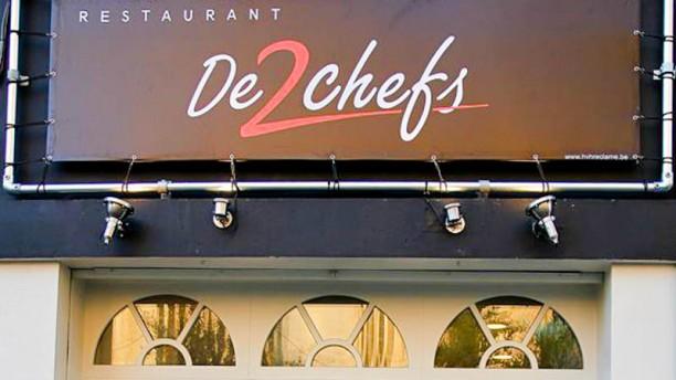 De 2 Chefs Logo