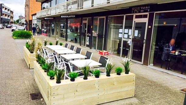 Prikthai terrasse