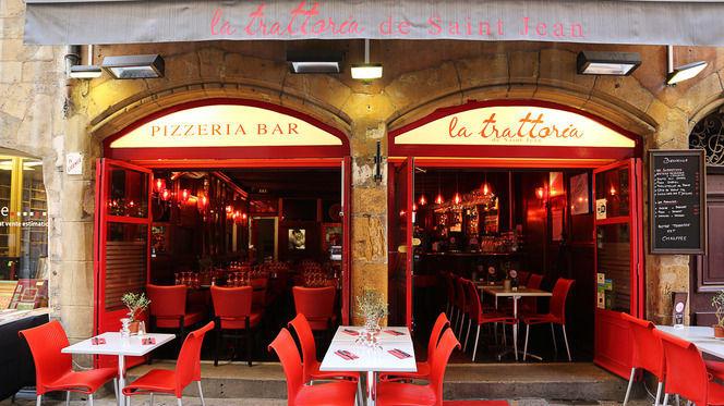 La Trattoria de Saint-Jean - Restaurant - Lyon