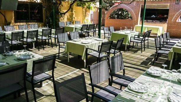 New Mosca Hilton Vista terraza
