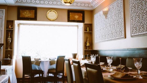 Amoud Salle de restaurant