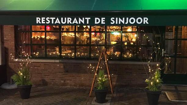 De Sinjoor Het restaurant