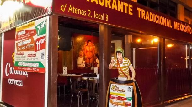 El Chaparrito - Pozuelo restaurante tradicional mexicano