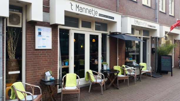 't Mannetje Ingang