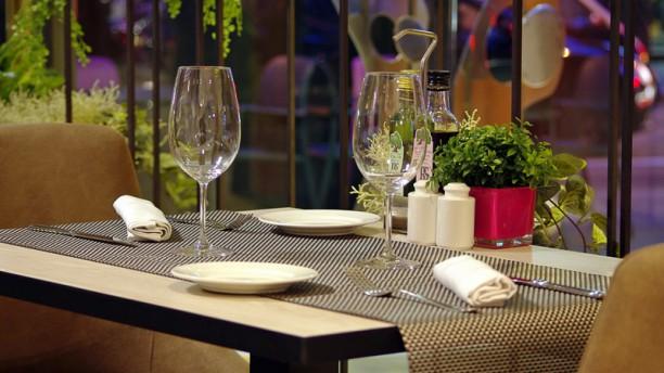 Restaurante 50&5 Sala