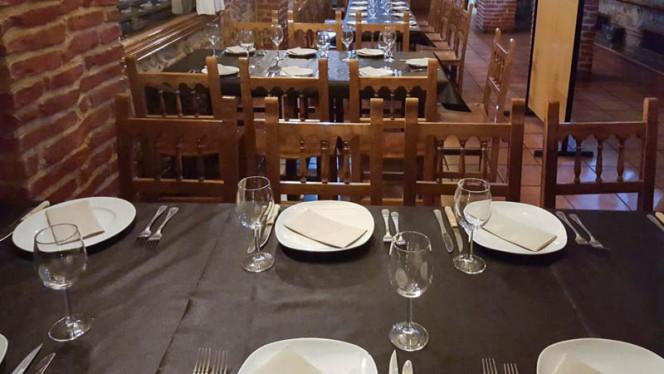 Vista sala - La K-SU-K, Leganés