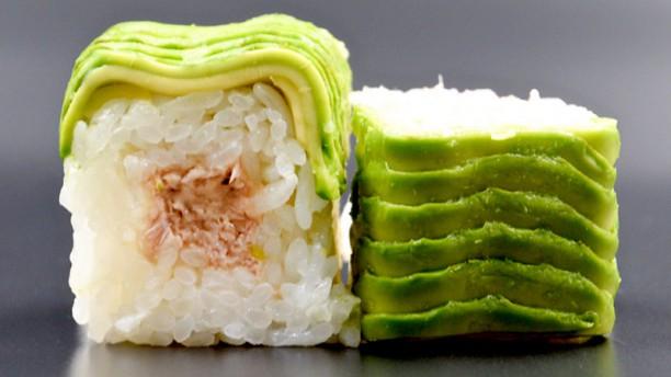 Nina Sushi - Boulogne Suggestion du chef