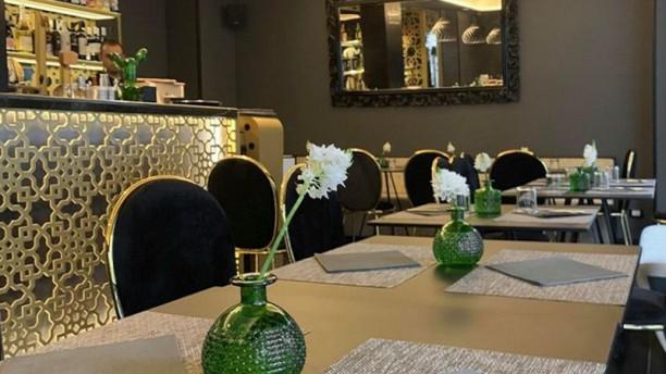 Heritage Food & Drink Pairing Salle du restaurant