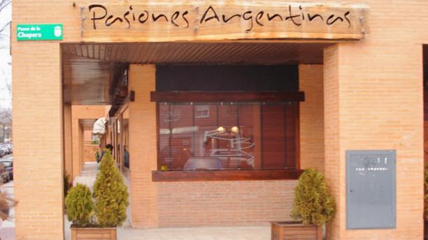 Pasiones Argentinas Alcobendas Entrada