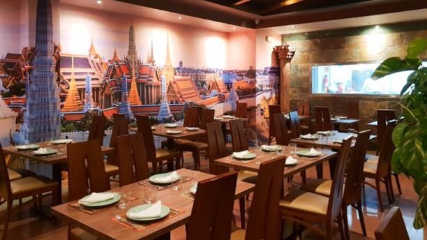 Aroy Thai Vista sala