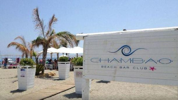 Chambao Beach Bar Chambao Beach Club
