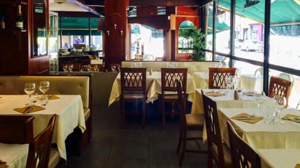 La Trattoria Salle du restaurant