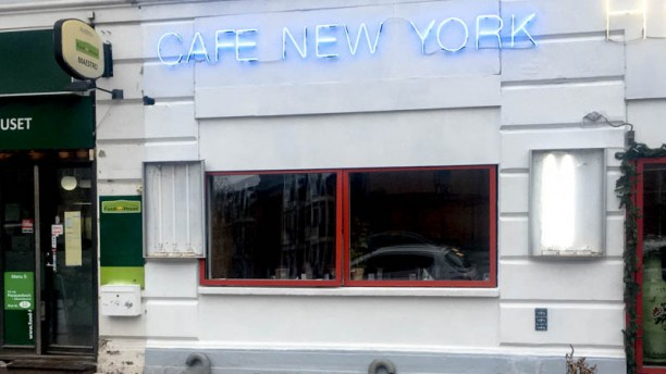 Cafe New York Rum
