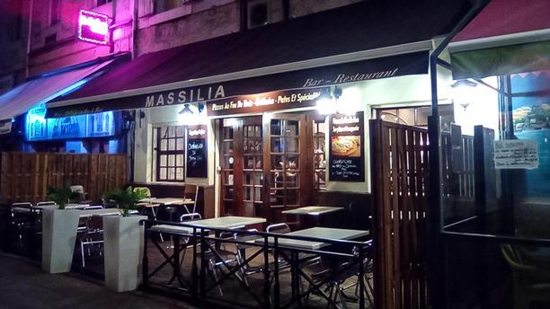Pizzeria Massilia Devanture