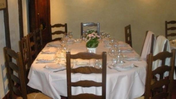 Le Chambord Table dressée