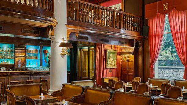 Le Brunch du Negresco - Hôtel Negresco Vue de la salle